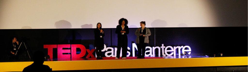 TEDx Cheffes du projet 2