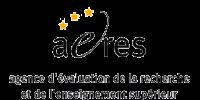 AERES logo png